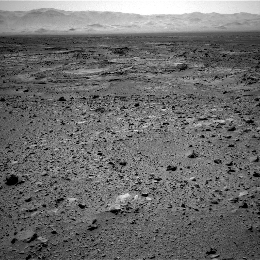 Nasa's Mars rover Curiosity acquired this image using its Right Navigation Camera on Sol 511, at drive 510, site number 25