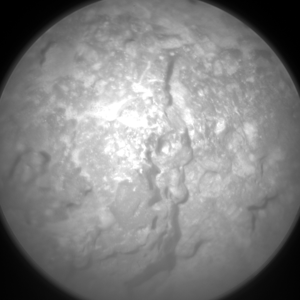NASA's Mars rover Curiosity acquired this image using its Chemistry & Camera (ChemCam) on Sol 512