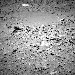 NASA's Mars rover Curiosity acquired this image using its Left Navigation Camera (Navcams) on Sol 513