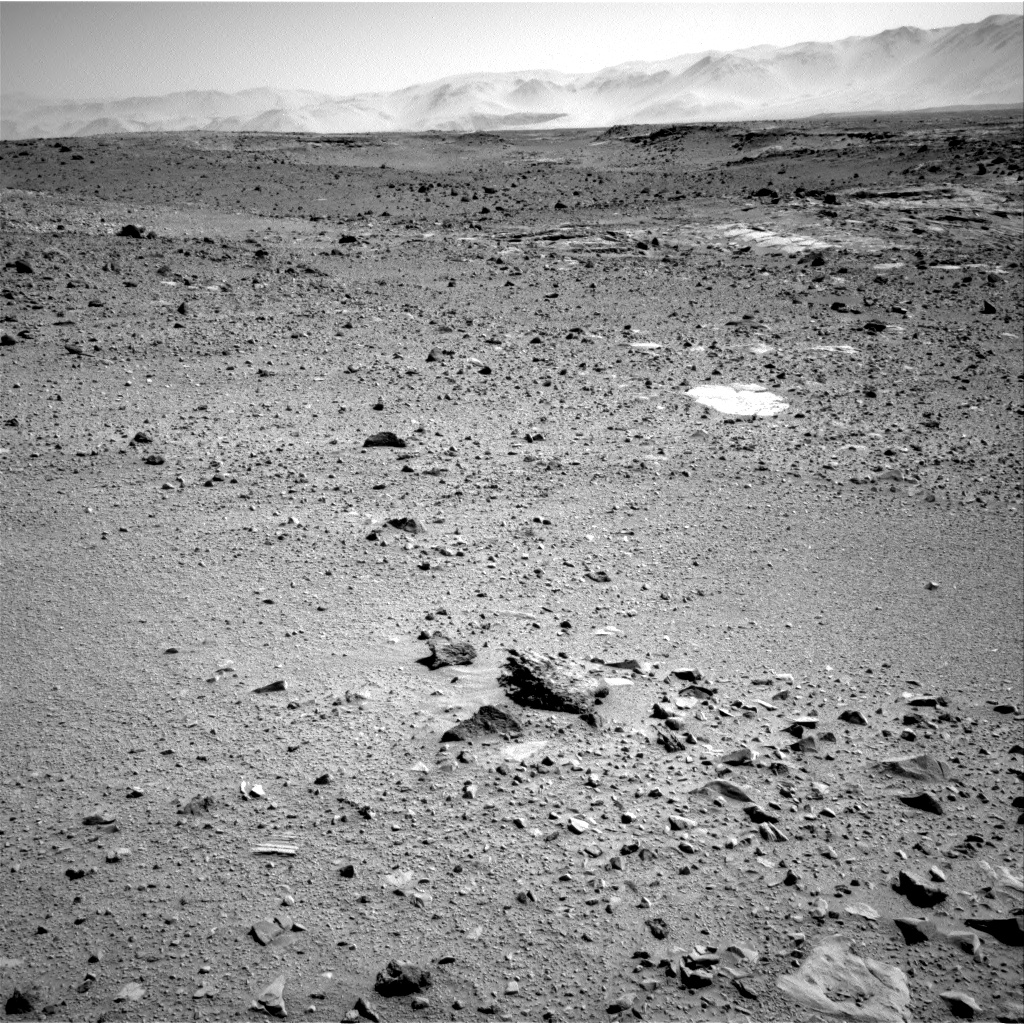 Nasa's Mars rover Curiosity acquired this image using its Right Navigation Camera on Sol 513, at drive 540, site number 25