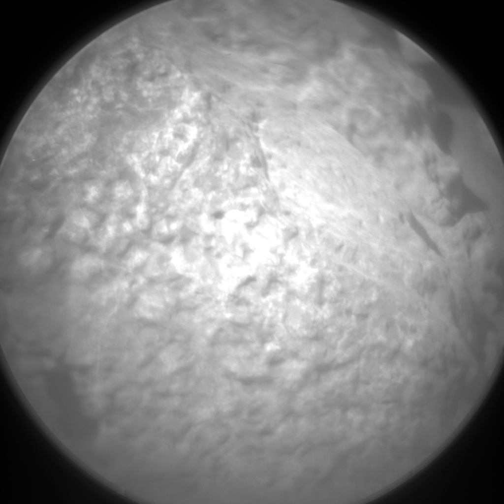 Nasa's Mars rover Curiosity acquired this image using its Chemistry & Camera (ChemCam) on Sol 514, at drive 540, site number 25