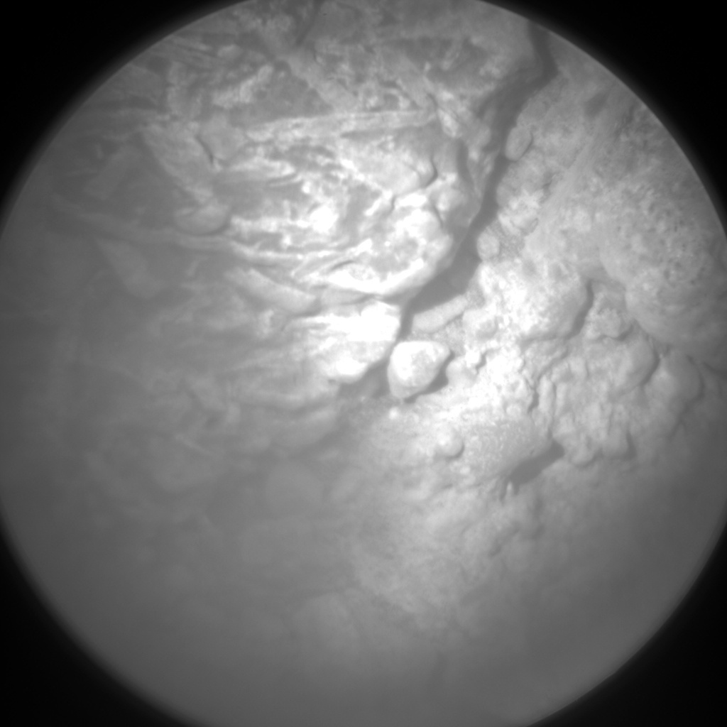 NASA's Mars rover Curiosity acquired this image using its Chemistry & Camera (ChemCam) on Sol 514
