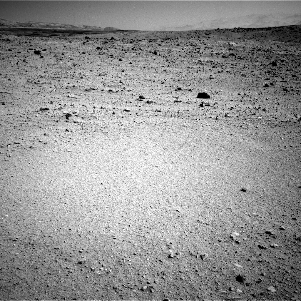 NASA's Mars rover Curiosity acquired this image using its Right Navigation Cameras (Navcams) on Sol 514
