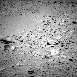 Nasa's Mars rover Curiosity acquired this image using its Left Navigation Camera on Sol 515, at drive 552, site number 25