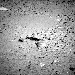 Nasa's Mars rover Curiosity acquired this image using its Left Navigation Camera on Sol 515, at drive 558, site number 25