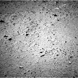 Nasa's Mars rover Curiosity acquired this image using its Left Navigation Camera on Sol 515, at drive 612, site number 25