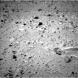 Nasa's Mars rover Curiosity acquired this image using its Left Navigation Camera on Sol 515, at drive 654, site number 25