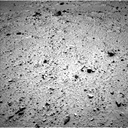 Nasa's Mars rover Curiosity acquired this image using its Left Navigation Camera on Sol 515, at drive 702, site number 25