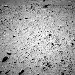 Nasa's Mars rover Curiosity acquired this image using its Left Navigation Camera on Sol 515, at drive 708, site number 25