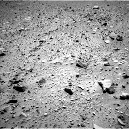 Nasa's Mars rover Curiosity acquired this image using its Left Navigation Camera on Sol 515, at drive 738, site number 25