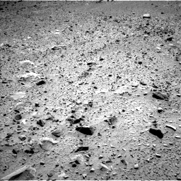 Nasa's Mars rover Curiosity acquired this image using its Left Navigation Camera on Sol 515, at drive 750, site number 25