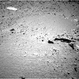 Nasa's Mars rover Curiosity acquired this image using its Right Navigation Camera on Sol 515, at drive 570, site number 25