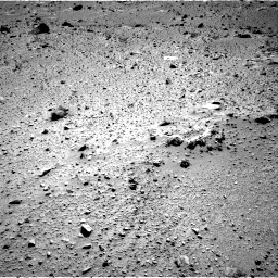 NASA's Mars rover Curiosity acquired this image using its Right Navigation Cameras (Navcams) on Sol 515