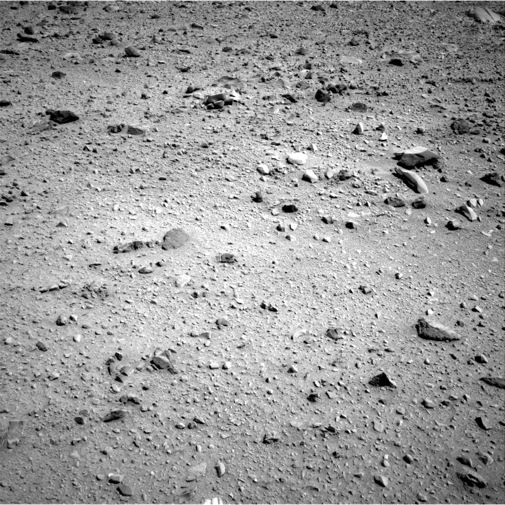 Nasa's Mars rover Curiosity acquired this image using its Right Navigation Camera on Sol 515, at drive 702, site number 25