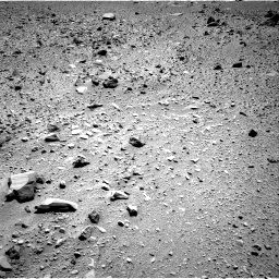 Nasa's Mars rover Curiosity acquired this image using its Right Navigation Camera on Sol 515, at drive 726, site number 25