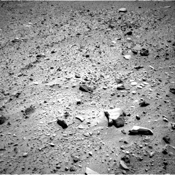 Nasa's Mars rover Curiosity acquired this image using its Right Navigation Camera on Sol 515, at drive 738, site number 25