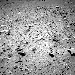 Nasa's Mars rover Curiosity acquired this image using its Right Navigation Camera on Sol 515, at drive 750, site number 25