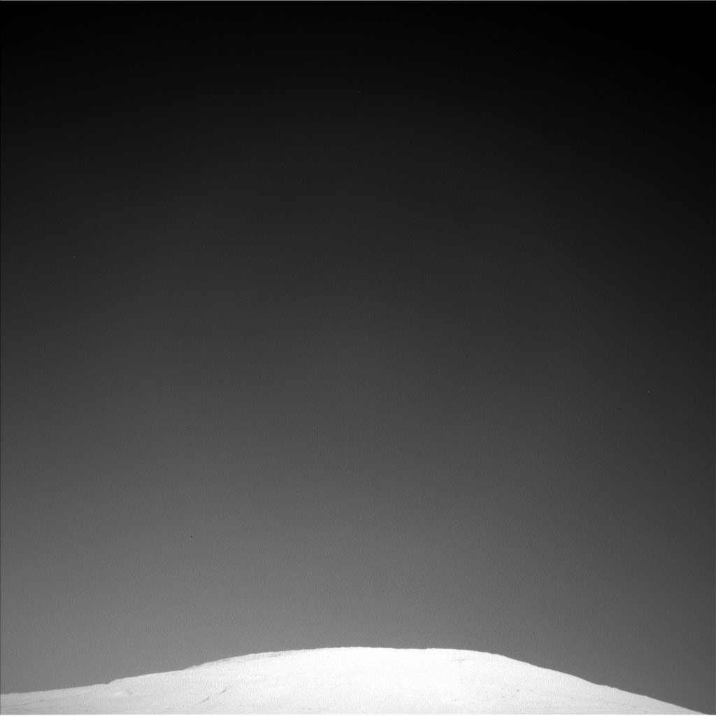 Nasa's Mars rover Curiosity acquired this image using its Left Navigation Camera on Sol 516, at drive 750, site number 25