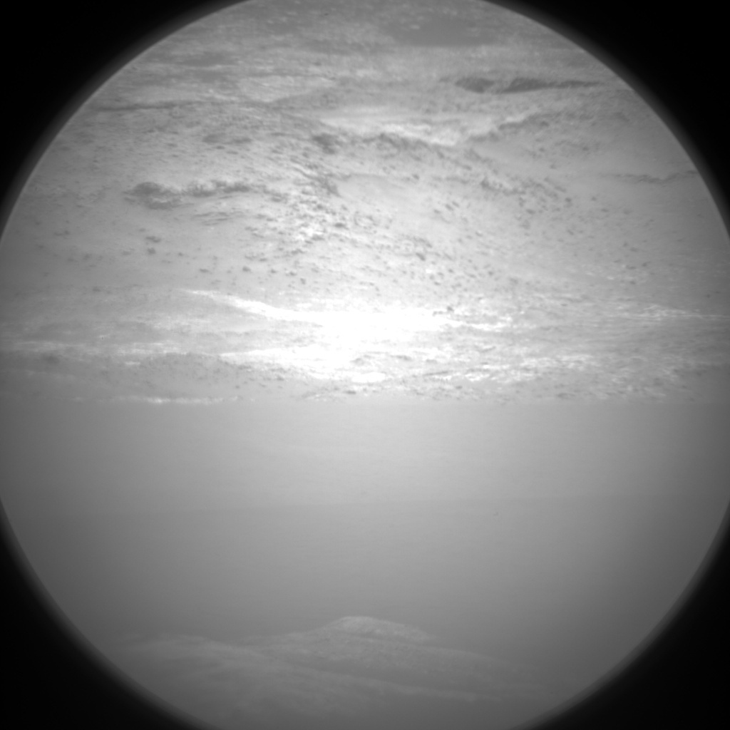 NASA's Mars rover Curiosity acquired this image using its Chemistry & Camera (ChemCam) on Sol 517