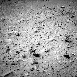Nasa's Mars rover Curiosity acquired this image using its Left Navigation Camera on Sol 518, at drive 750, site number 25