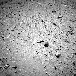 Nasa's Mars rover Curiosity acquired this image using its Left Navigation Camera on Sol 518, at drive 774, site number 25