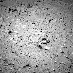 Nasa's Mars rover Curiosity acquired this image using its Right Navigation Camera on Sol 518, at drive 798, site number 25