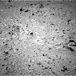 Nasa's Mars rover Curiosity acquired this image using its Right Navigation Camera on Sol 518, at drive 804, site number 25