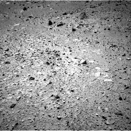 NASA's Mars rover Curiosity acquired this image using its Right Navigation Cameras (Navcams) on Sol 518