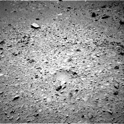 Nasa's Mars rover Curiosity acquired this image using its Right Navigation Camera on Sol 518, at drive 822, site number 25