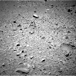 Nasa's Mars rover Curiosity acquired this image using its Right Navigation Camera on Sol 518, at drive 828, site number 25