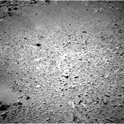 Nasa's Mars rover Curiosity acquired this image using its Right Navigation Camera on Sol 518, at drive 852, site number 25