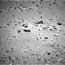 Nasa's Mars rover Curiosity acquired this image using its Left Navigation Camera on Sol 519, at drive 952, site number 25