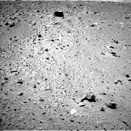 NASA's Mars rover Curiosity acquired this image using its Left Navigation Camera (Navcams) on Sol 519