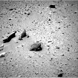 Nasa's Mars rover Curiosity acquired this image using its Right Navigation Camera on Sol 519, at drive 1012, site number 25