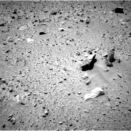 Nasa's Mars rover Curiosity acquired this image using its Right Navigation Camera on Sol 519, at drive 1024, site number 25