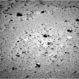 Nasa's Mars rover Curiosity acquired this image using its Left Navigation Camera on Sol 520, at drive 1088, site number 25