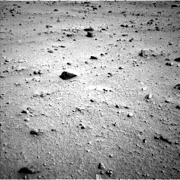 Nasa's Mars rover Curiosity acquired this image using its Left Navigation Camera on Sol 520, at drive 1106, site number 25