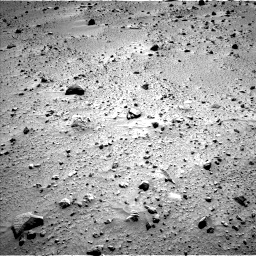 Nasa's Mars rover Curiosity acquired this image using its Left Navigation Camera on Sol 520, at drive 1118, site number 25