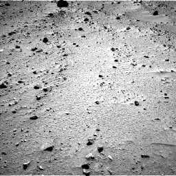 Nasa's Mars rover Curiosity acquired this image using its Left Navigation Camera on Sol 520, at drive 1142, site number 25