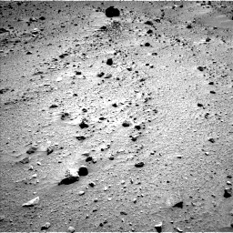 Nasa's Mars rover Curiosity acquired this image using its Left Navigation Camera on Sol 520, at drive 1148, site number 25