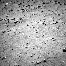 Nasa's Mars rover Curiosity acquired this image using its Left Navigation Camera on Sol 520, at drive 1208, site number 25