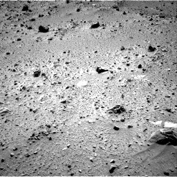 Nasa's Mars rover Curiosity acquired this image using its Right Navigation Camera on Sol 520, at drive 1070, site number 25