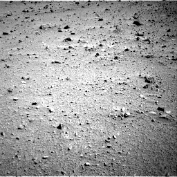 Nasa's Mars rover Curiosity acquired this image using its Right Navigation Camera on Sol 520, at drive 1094, site number 25