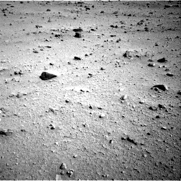 Nasa's Mars rover Curiosity acquired this image using its Right Navigation Camera on Sol 520, at drive 1106, site number 25