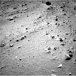 Nasa's Mars rover Curiosity acquired this image using its Right Navigation Camera on Sol 520, at drive 1160, site number 25