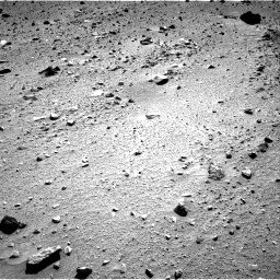 Nasa's Mars rover Curiosity acquired this image using its Right Navigation Camera on Sol 520, at drive 1172, site number 25