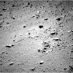 Nasa's Mars rover Curiosity acquired this image using its Right Navigation Camera on Sol 520, at drive 1190, site number 25