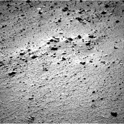 Nasa's Mars rover Curiosity acquired this image using its Right Navigation Camera on Sol 520, at drive 1226, site number 25