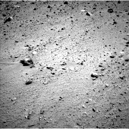 Nasa's Mars rover Curiosity acquired this image using its Left Navigation Camera on Sol 521, at drive 1244, site number 25