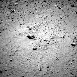 Nasa's Mars rover Curiosity acquired this image using its Left Navigation Camera on Sol 521, at drive 1256, site number 25